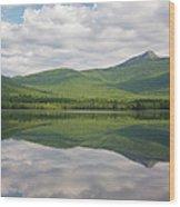 Chocorua Lake - Tamworth New Hampshire Wood Print