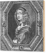 Christina (1626-1689) Wood Print by Granger