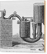 Denis Papin (1647-1712) Wood Print