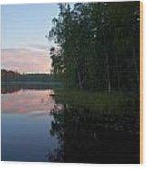 EVO Wood Print