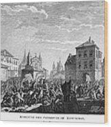 French Revolution, 1790 Wood Print