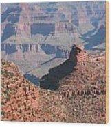 Grand Canyon National Park Usa Arizona Wood Print by Audrey Campion