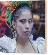 Hispanic Columbus Day Parade Nyc 11 9 11 Wood Print