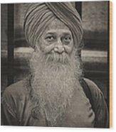 India Day Parade Nyc 8 19 12 Wood Print