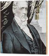 James Buchanan, 15th American President Wood Print