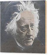 John Herschel, English Polymath Wood Print