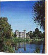 Johnstown Castle, Co Wexford, Ireland Wood Print