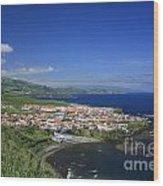 Maia - Azores Islands Wood Print