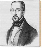 Rudolph Virchow, German Polymath Wood Print