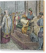 Saladin (1138-1193) Wood Print