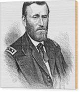 Ulysses S. Grant Wood Print