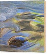 Virgin River Narrows Wood Print