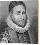 William I (1533-1584) Wood Print