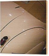 1941 Packard Darrin Victoria Convertible Wood Print