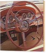 1959 Edsel Ford Wood Print
