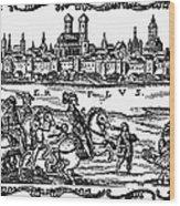 Gustavus II (1594-1632) Wood Print