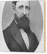 Henry David Thoreau Wood Print