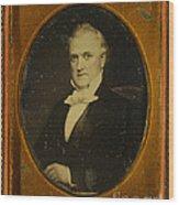 James Buchanan, 15th American President Wood Print