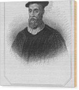 John Knox (1513-1572) Wood Print