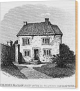 John Locke (1632-1704) Wood Print