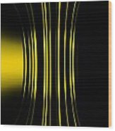 Light Projector Wood Print