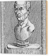Marcus Tullius Cicero Wood Print