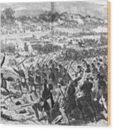 Seven Days Battles, 1862 Wood Print