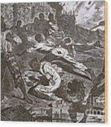 Siege Of Vicksburg, 1863 Wood Print