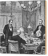 William Worth Belknap Wood Print
