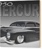50 Mercury Coupe Wood Print