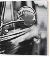'52 Plymouth Wood Print