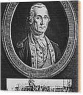 George Washington Wood Print