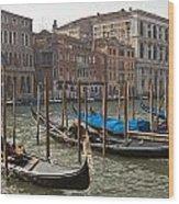 Venezia Wood Print