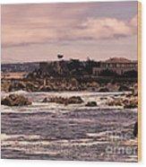 583 P R Monterey 1 Wood Print