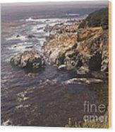 584 Pr Monterey 2 Wood Print