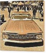 59 Impala Wood Print