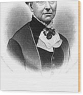 Amelia Bloomer (1818-1894) Wood Print