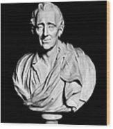 Baron De Montesquieu Wood Print