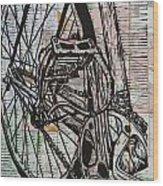 Bike 3 Wood Print by William Cauthern
