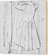 Edward Bulwer Lytton Wood Print