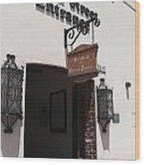 El Pueblo De Los Angeles Wood Print
