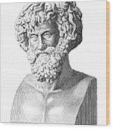 Hannibal (247-183 B.c.) Wood Print by Granger
