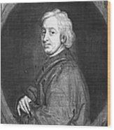John Dryden (1631-1700) Wood Print
