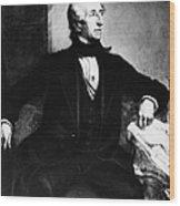 John Tyler (1790-1862) Wood Print