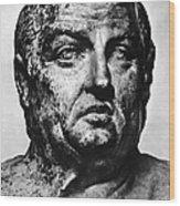 Lucius Annaeus Seneca Wood Print