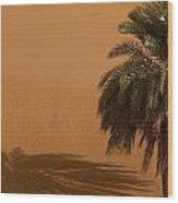 Merzouga, Morocco Wood Print