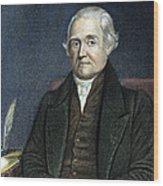 Noah Webster (1758-1843) Wood Print