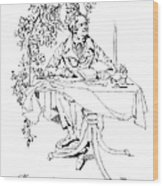 Thomas Moore (1779-1852) Wood Print