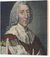 William Pitt (1708-1778) Wood Print