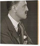 William Somerset Maugham Wood Print